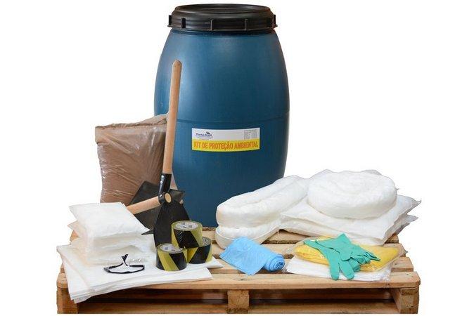 16 kit de proteção ambiental