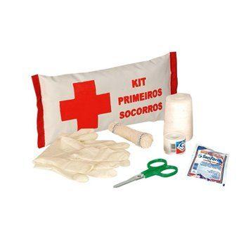 Kit Primeiro Socorros